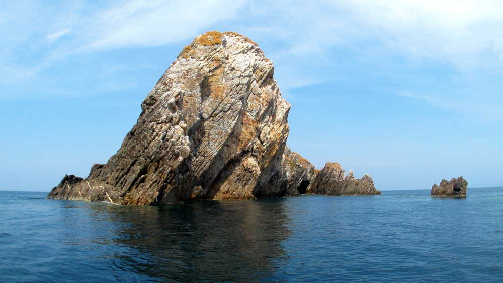 Northern Rocky in Myanmar's Mergui Archipelago