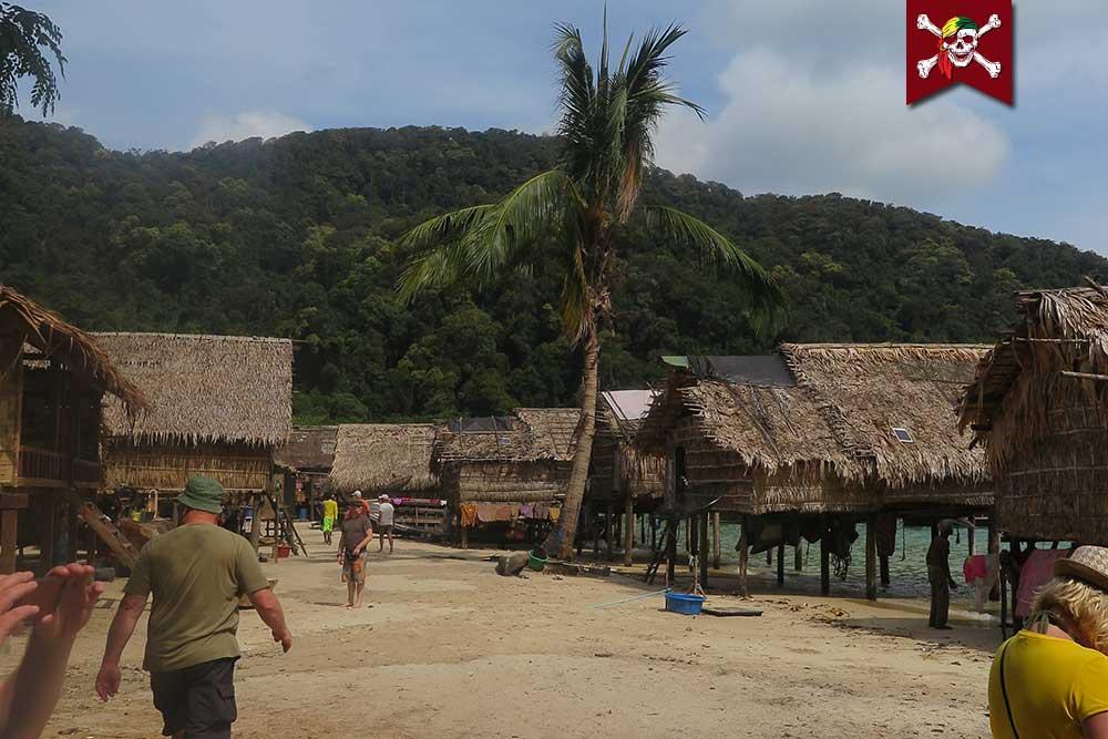The Moken Village at Surin