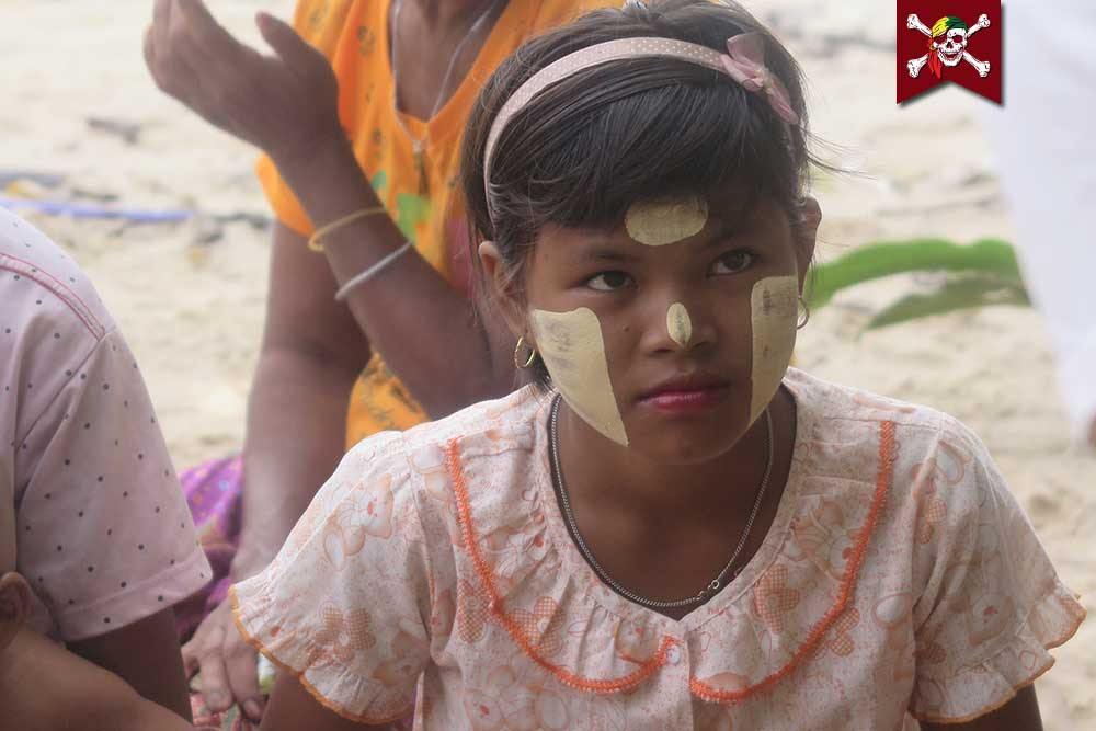 Burmese face cream