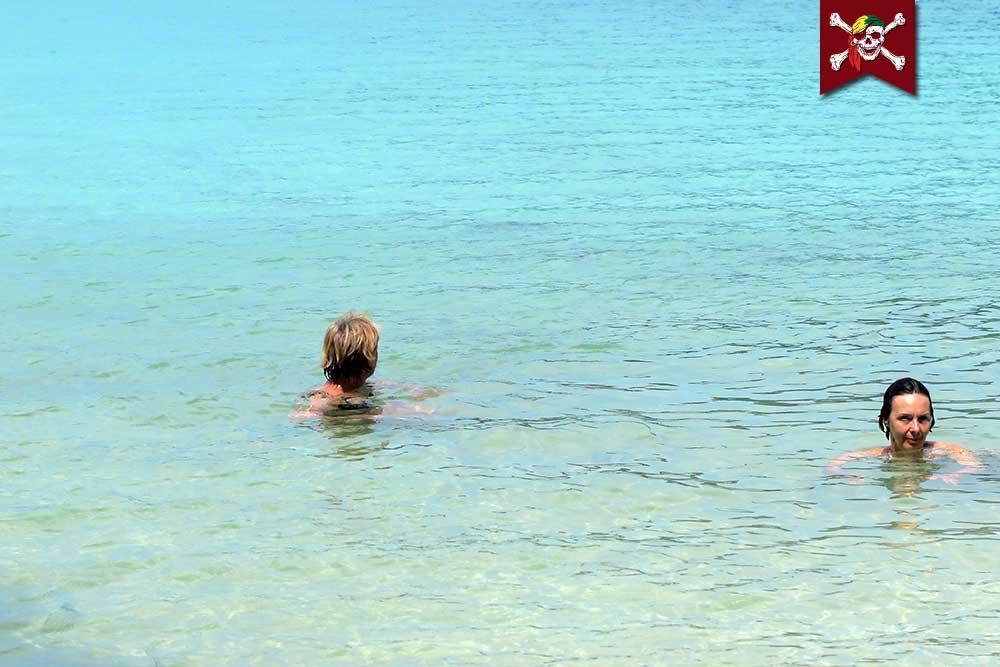 Swimming at Surin