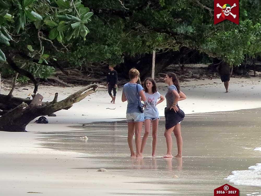 Beach Time at Surin Islands