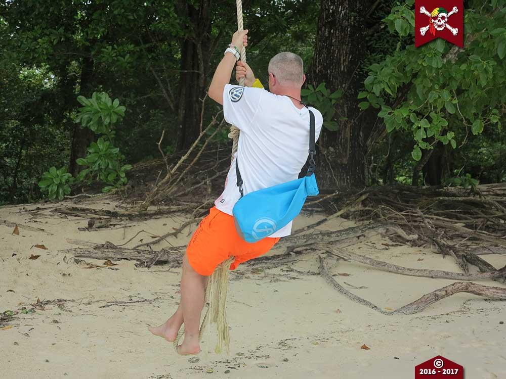 Swinging on Surin