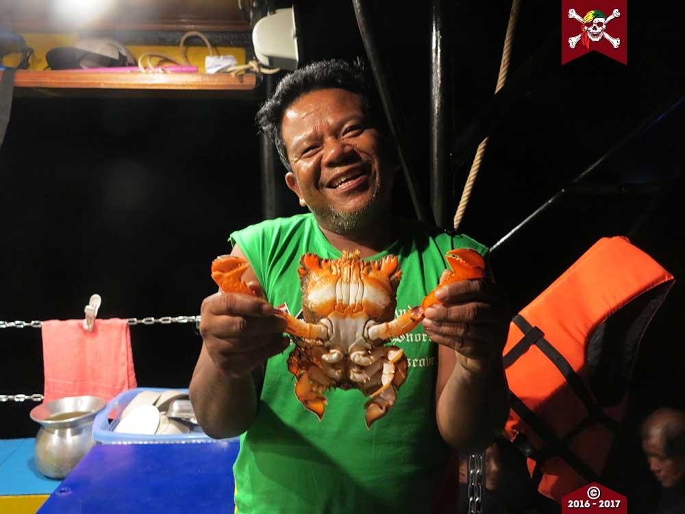 Captain Crab