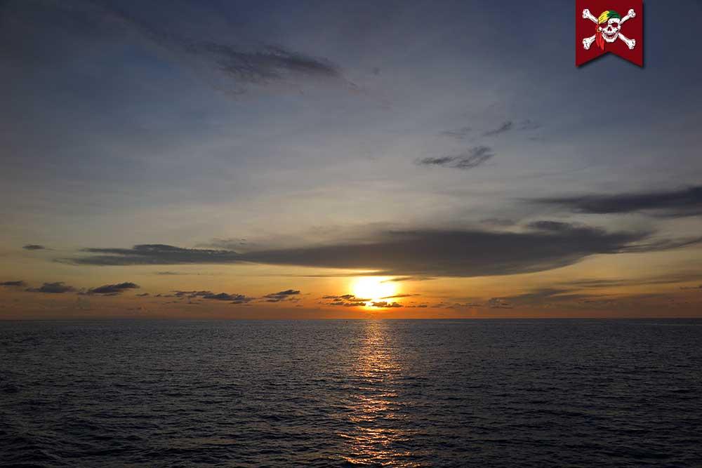 Sunset at Surin