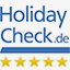 Holiday Check logo for reviews
